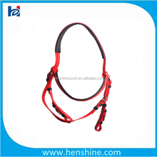 wholesale horse bridle with PVC webbing made in China