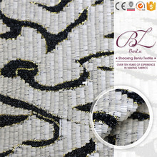 New cushion embroidery beads lace fabric sequins