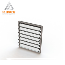 Hot Sale in Philippines, China Manufacturer, Modern Aluminum Jalousie Door and Window Frames