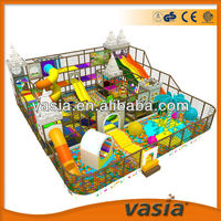 Modular kids toy indoor playground