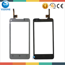 Original Mobile Phone Touch Replacement Parts For lenovo p770 Touch Screen Digitizer Touch Panel Black Factory Wholesalse Price