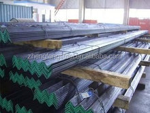 steel angle bar hot dipped galvanizing steel equivalent ss400
