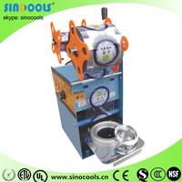 Automatic Cup Sealing Machine latest designed forming bag filling and sealing machine with great price WY-802E-12
