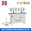 Easy operation aluminum punching machine for window and door