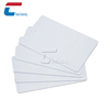 PVC blank card NTAG215 13.56MHz rewritable NTAG 215 NFC card
