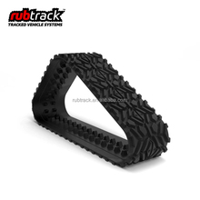 Manufacture high quality off road track customs rubber track for all terrain vehicles OEM 291x63