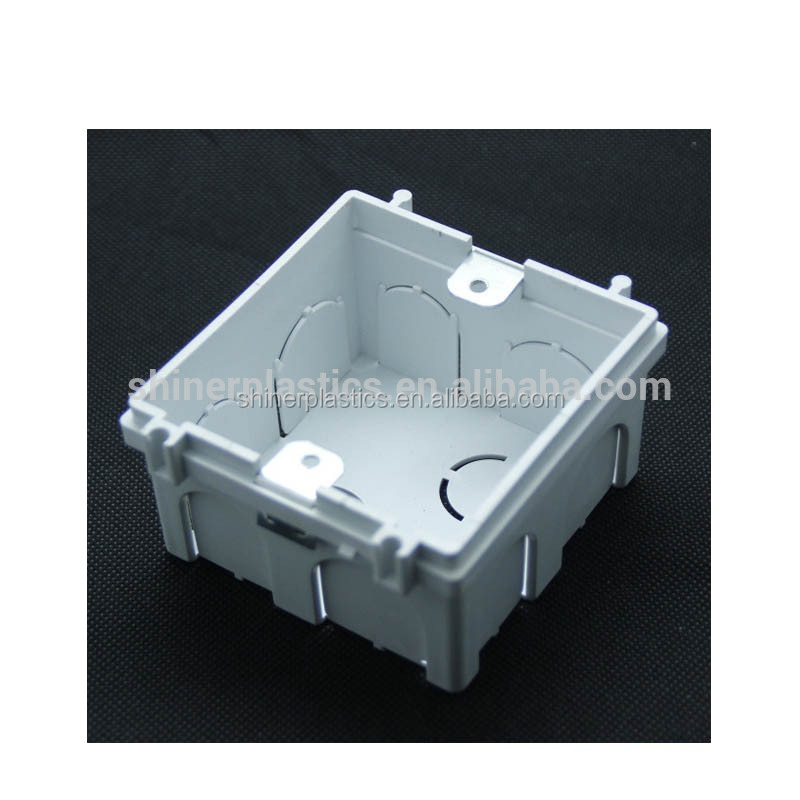 Custom ABS Plastic Parts for Electric Appliance Fire Resistant