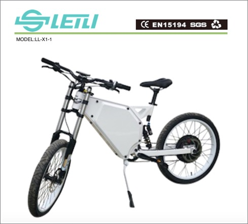 Factory direct price carbon steel frame electric bike leili enduro bike for sale
