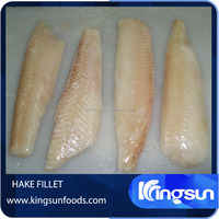 Frozen Hake Fillet New Landing