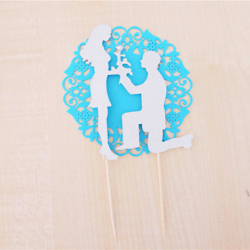 wedding party cake topper wholesale
