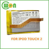 Replacement Battery for Apple IPOD NANO II, iPod Nano 2nd Gen, 2nd Gen Nano 2G 4G 8G ipod 616-0292 MP3 MP4 Battery