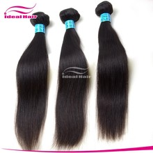 2016 Hot Selling Unprocessed Brazilian Double Drawn hair extensions florida