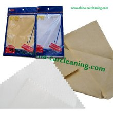 micfiber chamois leather cleaning cloth,leather chamois