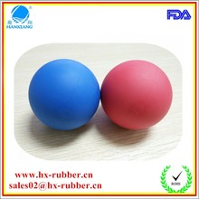 High quality soft 43mm Rubber Playground Ball