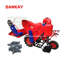 2018 New Rice Paddy Wheat Combine Harvester Machine Small Harvester for Wheat