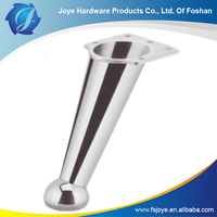 CHROME FURNITURE PARTS MODERN METAL SOFA LEGS
