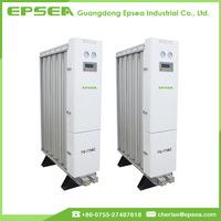 resonable price Heatless regenerative desiccant air dryer modular design