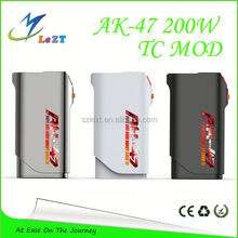 Temp control mod Simeiyue sdna200 ak-47 200 with original EVOLV DNA 200 chip red/white and black in stock