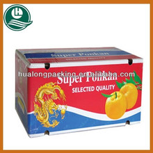 Colour Printing Corrugated Carton Box for Dry Fruit