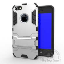 Design Universal Combo Slim Shockproof Armor Case for iphone 5