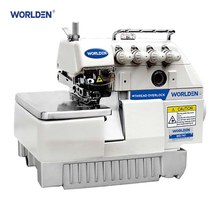 747 Typical High-Speed Industrial Automatic Flat Lock OverLock Sewing Machine Price Second Hand or New Overlock Sewing Machine
