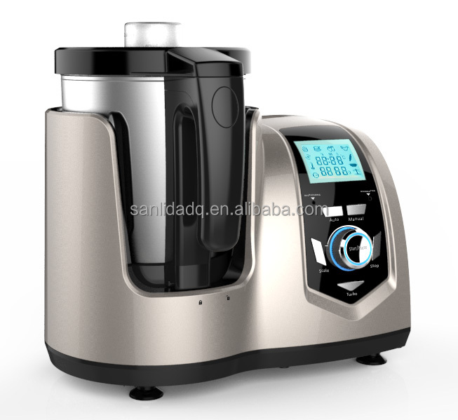 Thermo cooking blender smoothie maker