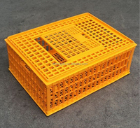 hot sale poultry transport crate live poultry plastic cage to transport animal transport cage price
