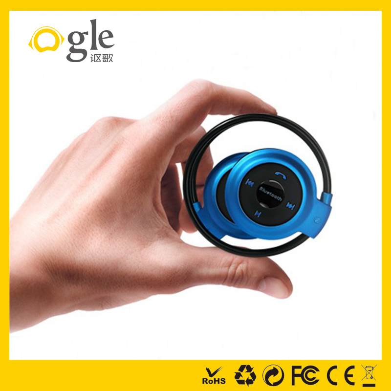 wireless earphone bluetooth with microphone /bluetooth headset headphone 2016