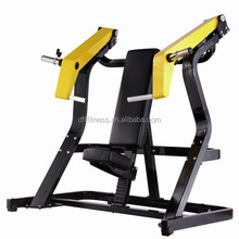 Chest Press/ Gym Bodybuilding Equipment / Incline Chest Press Bench