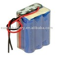18650 lithium battery pack include PCB/PCM