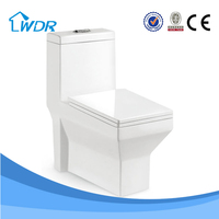 China Export S-Trap Toilet Commode W9028A