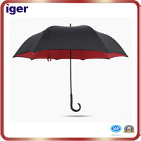 custom water drop proof inverted cheap dollar store umbrella