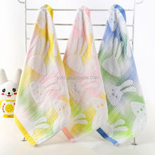 high quality cotton face towels