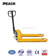 Manual hydraulic ce 2.5 ton hand pallet truck pallet jack