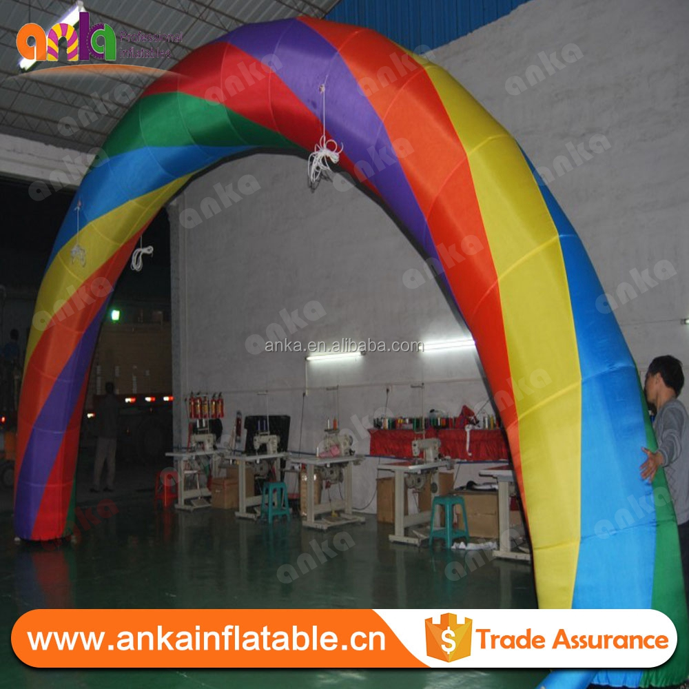 Specialized in wedding inflatable arch with 2 years guarantee