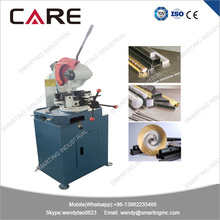 metal circular saw machine MC275A, manual key cutting machines, manual pipe bevel machine cutter