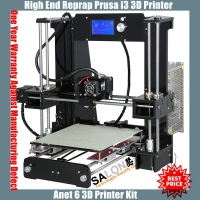 Affordable Reprap Prusa i3 3D Printer Kit Better Than Wanhao 3D Printer