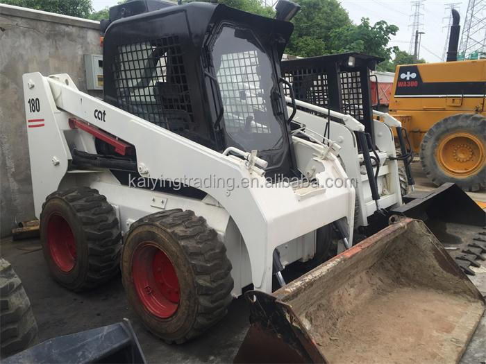 Japan Original S180 Used Bobcat Hot Small Skid Steer Loader For Sale