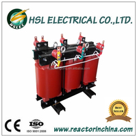 63kva cast resin electrical power transformer