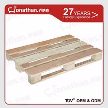Heavy duty four enter way wooden pallet price for sale