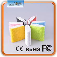 2013 colorful packet style battery power for cellphone