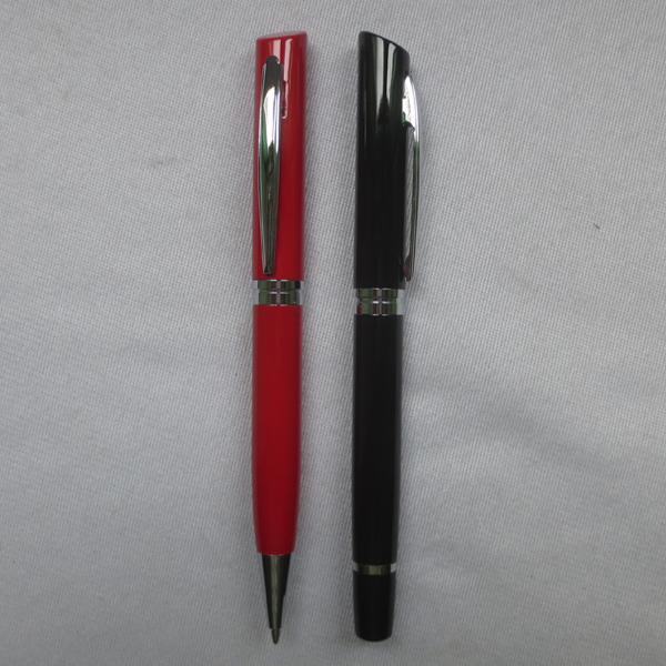 2017 Special Design Best Promotional Advertising Gift Metal Ballpoint Pen With Customized Logo,Black Or Red Color Available