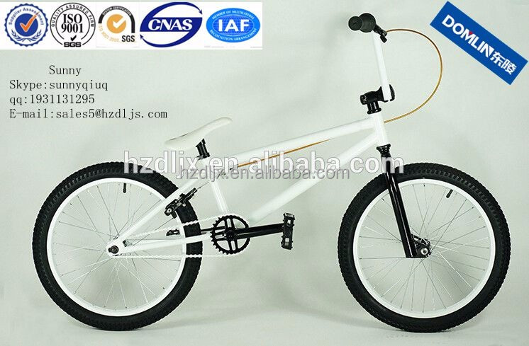 2016 China CR-MO steel 20 inch cheapest wholesale bmx bikes freestyle,all kinds of price bmx bicycle