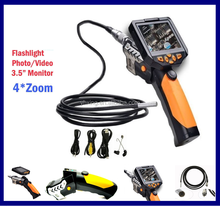 720P Waterproof Flashlight Tube snake tool endoscope camera wireless borescope endoscope inspection camera