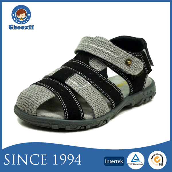 Stylish Well Proof Closed Toe Children Sport Sandals for Boys