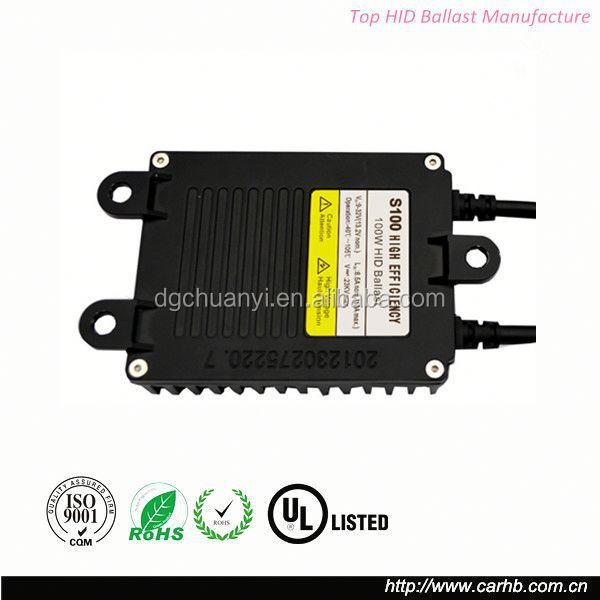 fast shipping factory offer 12v 100 watt hid xenon ballast