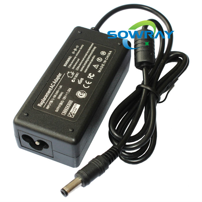 19V 1.58A AC DC Adapter For Toshiba R33030 N17908 V85 Netbook Power Supply Charger dc 5.5*2.5mm adapter