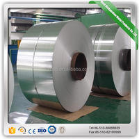 Stainless steel coils, TISCO brand, corrosion resistance