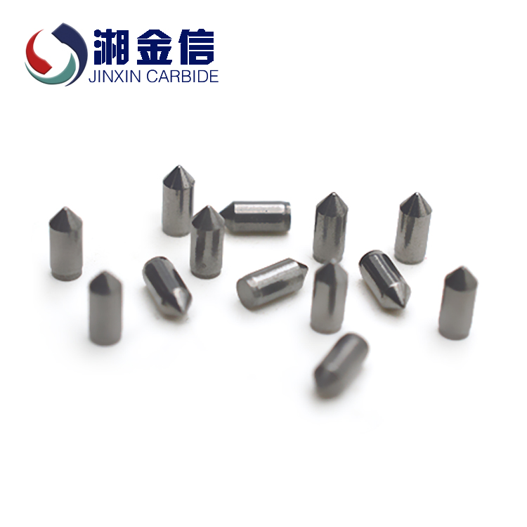 High Quality brazed tungsten carbide tips for emergency hammer