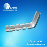 Metal Wall Holder and Support Channel Bracket for Cable Tray Besca China